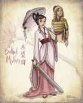 Disney Un-Disneyed: Hua Mulan (P)