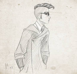 You're a Hipster, Harry by kuabci