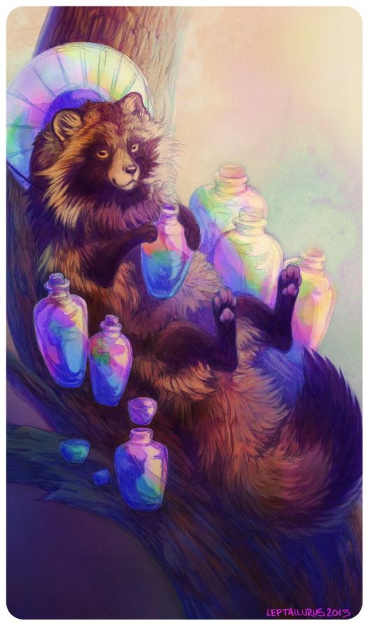Tarot : KING OF CUPS