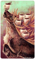 Tarot : SEVEN OF CUPS