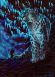 [Big Cat Zine] Snow Leopard