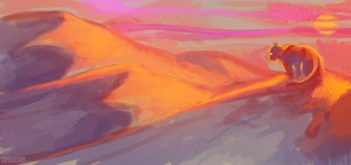 [SIBYL] wanderlust : desert [devID]
