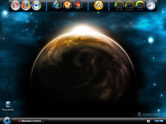 Alienware theme by Mogofod