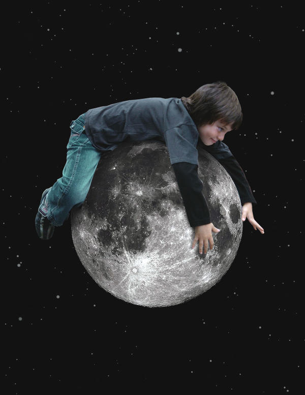 Moon Collage by milad10