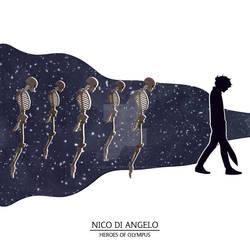 Nico Di Angelo by sashakhalid