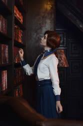 Bioshock infinite- Elizabeth by MatthewKroner