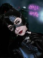 Catwoman by MatthewKroner