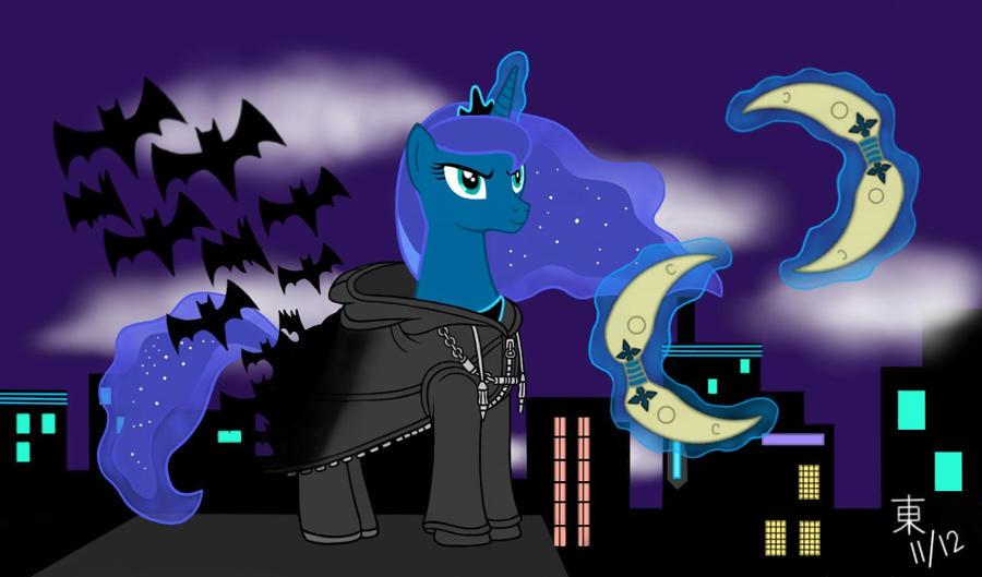 Organization XIII Luna: Princess of the Night by JazzyTyfighter