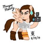 Margo Moritz OC by JazzyTyfighter