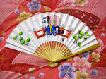 Kimono Rarity Sensu by JazzyTyfighter