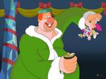 Jolly Christmas Present Spirits by JazzyTyfighter