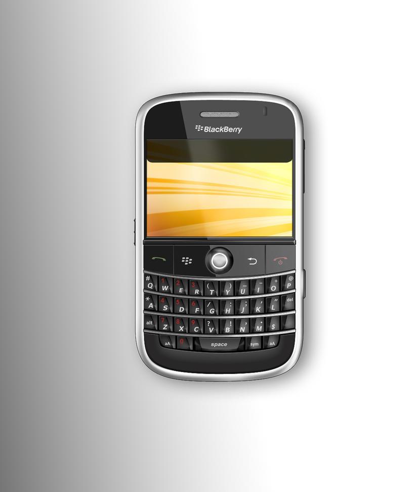 BlackBerry Bold ALT by Justflikwalk