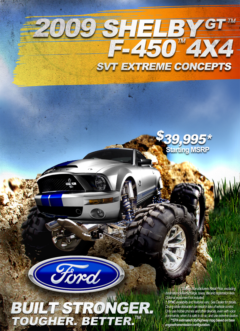 Ford shelby 4x4 by Justflikwalk