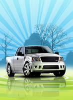 Ford Saleen F-150 by Justflikwalk