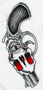 Skull Revolver