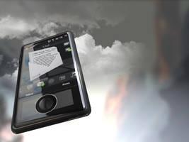 HTC Diamond Render sort of... by Justflikwalk