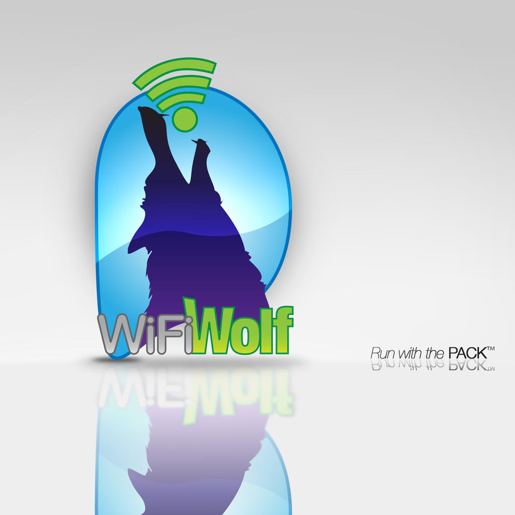 WifiWolf by Justflikwalk
