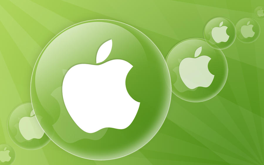 Apple Bubble wallpaper > Apple Wallpapers > Mac Wallpapers > Mac Apple Linux Wallpapers