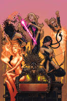 new mutants: issue 13 t.h.a. by johntylerchristopher