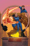 fantastic 4: issue 579 t.h.a.