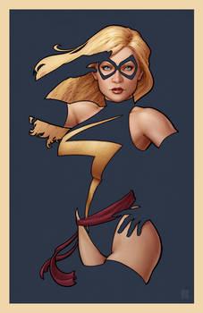 ms. marvel -