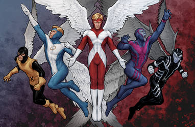 archangel: evolution by johntylerchristopher