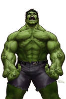 shame itself - hulk by johntylerchristopher