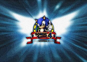 Sonic 4 Wallpaper mess around