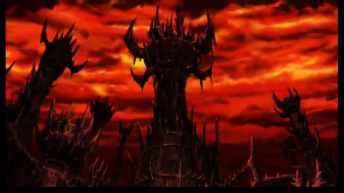 Haiyore Nyaruko-san W - Castle of Onyx [Grand Finale]