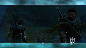 Shadow of Mordor Background