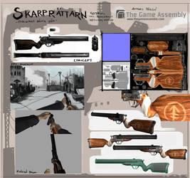 Skarprattaren by Nanimo