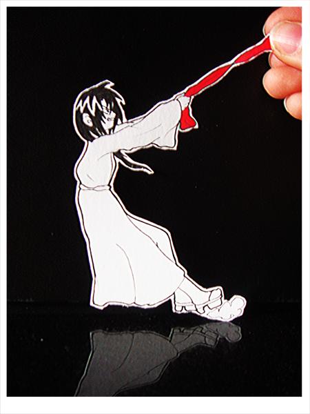 BH: Give back my ribbon by namida-no-baka