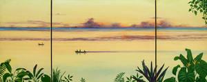 Esrly Morning Fishing