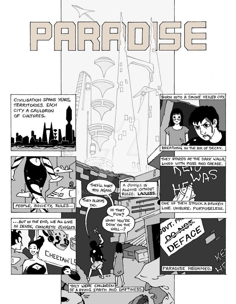 Paradise by Aurasio