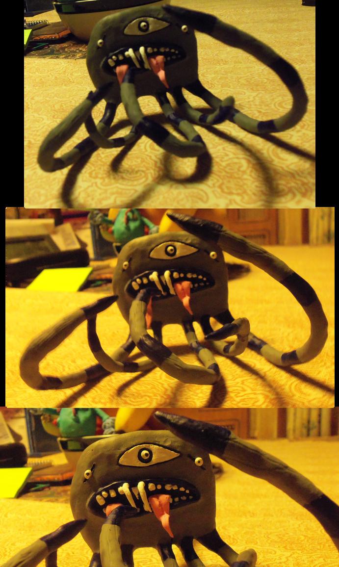 Hentai Tentacle Monster By Blindbirdwatcher
