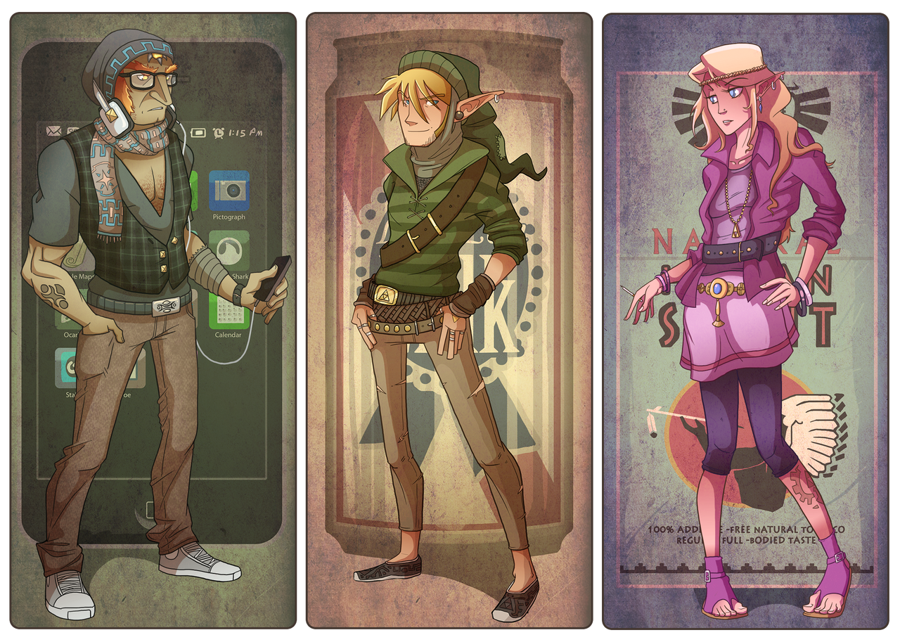 The Legend of the Hipsters by CauseImDanJones