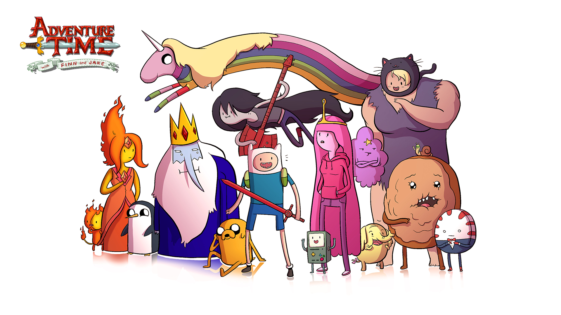 Adventure Time wallpaper - 869748