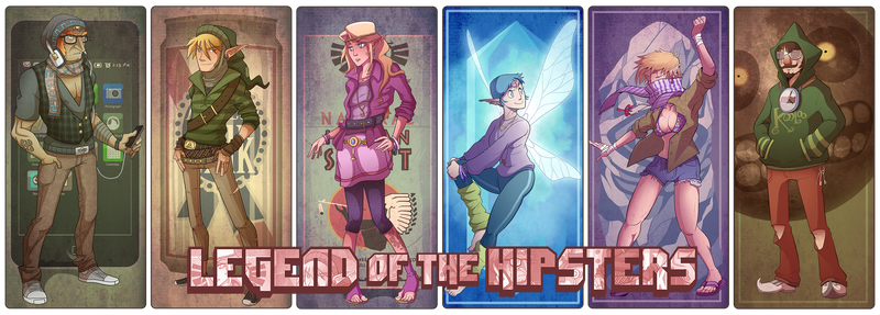 The Legend of the Hipsters Final