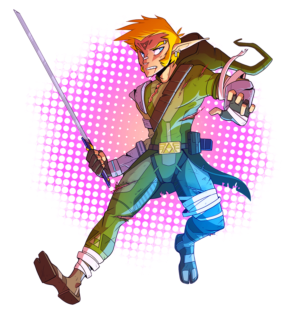 Future Link! by CauseImDanJones