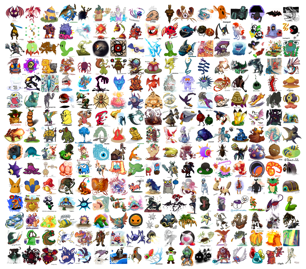 The Zelda Collab! by CauseImDanJones