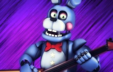 Rockstar bunny by RedGekkouga