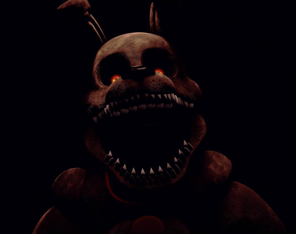 Terrifying dog by RedGekkouga