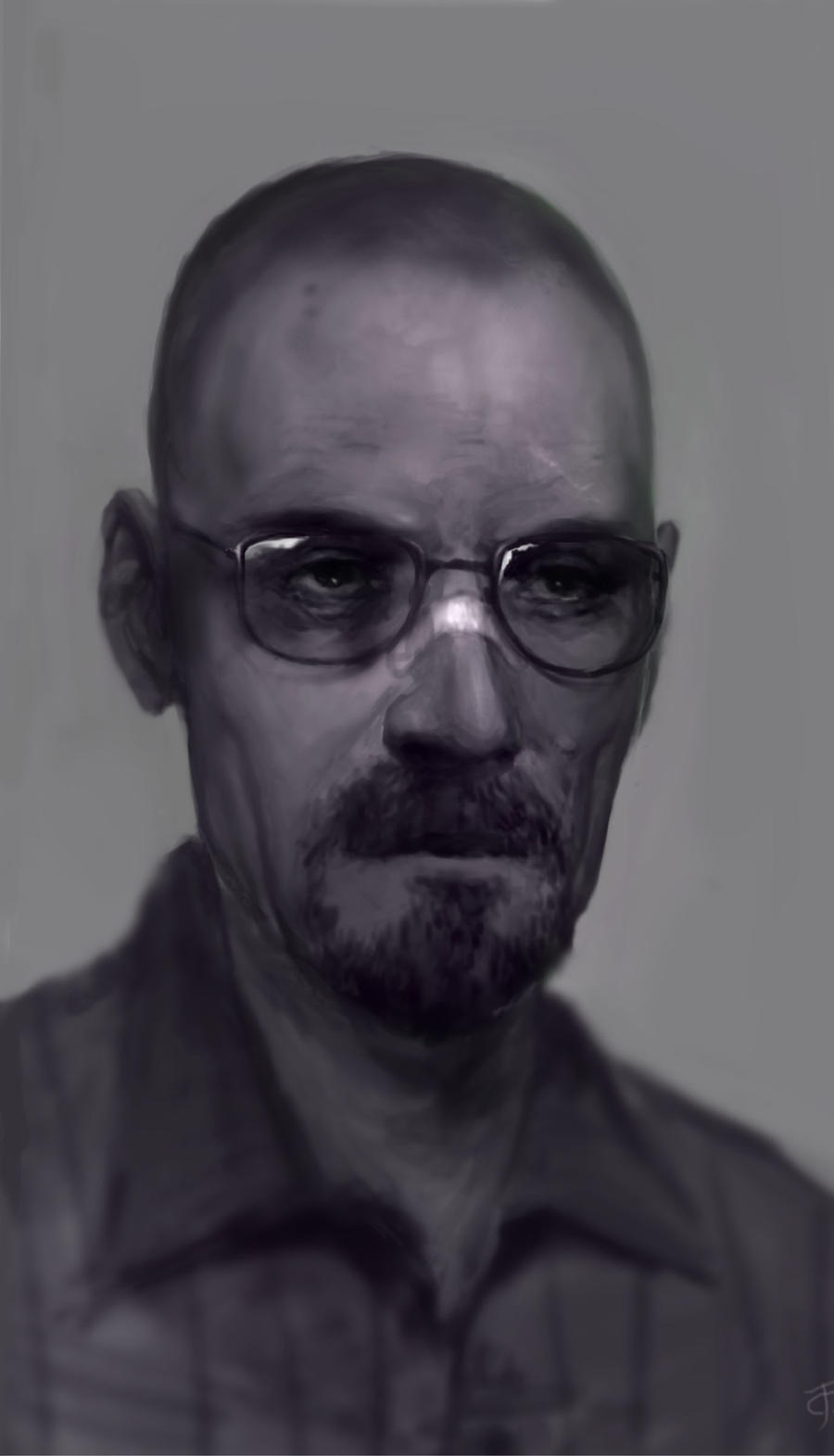 Heisenberg by ChrisJRees