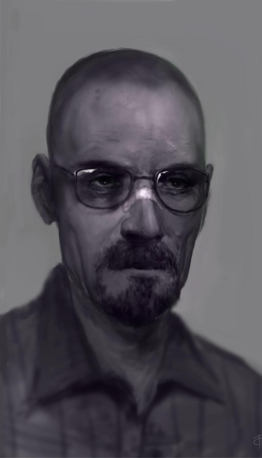 Heisenberg by ChrisJRees