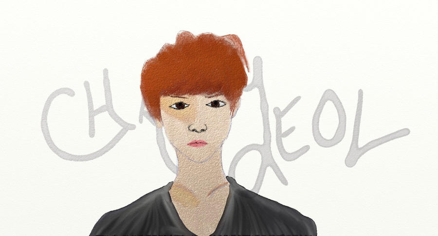 Chanyeol - EXO-K by ParkAL