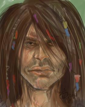 Caveman Face