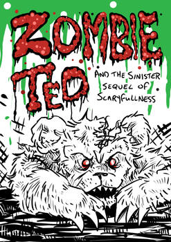 Zombie Ted 2 Cover