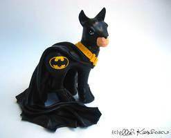 My Little Batman by Spippo