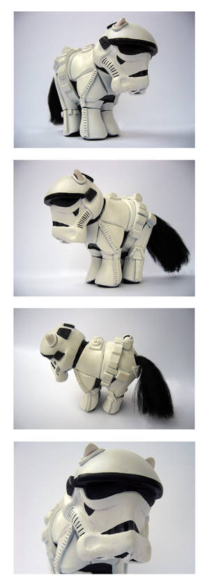 My Little Stormtrooper