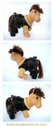My Little Han Solo by Spippo